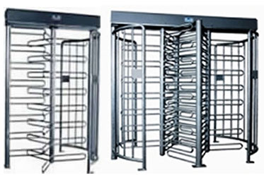 Military Prison Turnstiles with Access Control