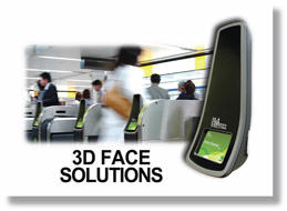 Provide employees with high-speed access to your offices and restricted areas using L-1 3D face reader solutions. L-1 face readers authenticate users in under a second and are optimized for high-traffic areas.